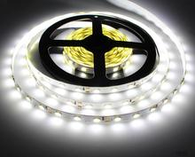 SMD 5630 DC 12V LED Strip 5M 300LED IP20 Not Waterproof LED Light Strips Flexible Neon Tape White Home Lighting