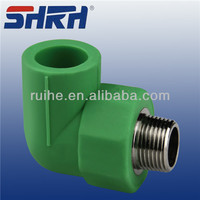 PPR tube PIPE fittings system PPR CLIP size20mm-32mm