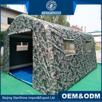 Qualified Professional Large Small Folding Tents High Rainproof Camouflage Inflatable Military Tent