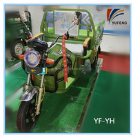 CARGO TRICYCLE CHINA SUPPLIER ELECTRIC
