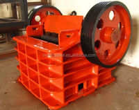 Small mini diesel engine mobile laboratory used jaw stone crusher price list