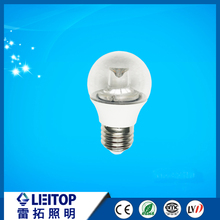 220v e27 small size led bulb lights 5w