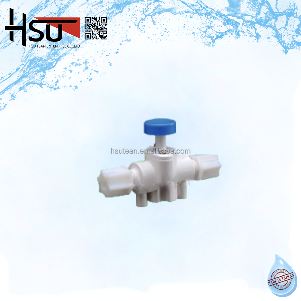 Flush Valve 550CC for water treatment