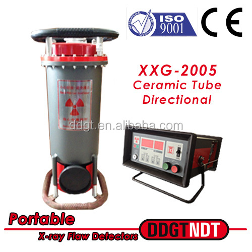 XXG-2005 industry portable x-ray welding checking machine