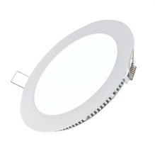 Factory price 8 inch 18w small round led flat panel lighting for 3 years warranty