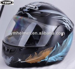 flip-up helmet manufacturer with well selling YM-920