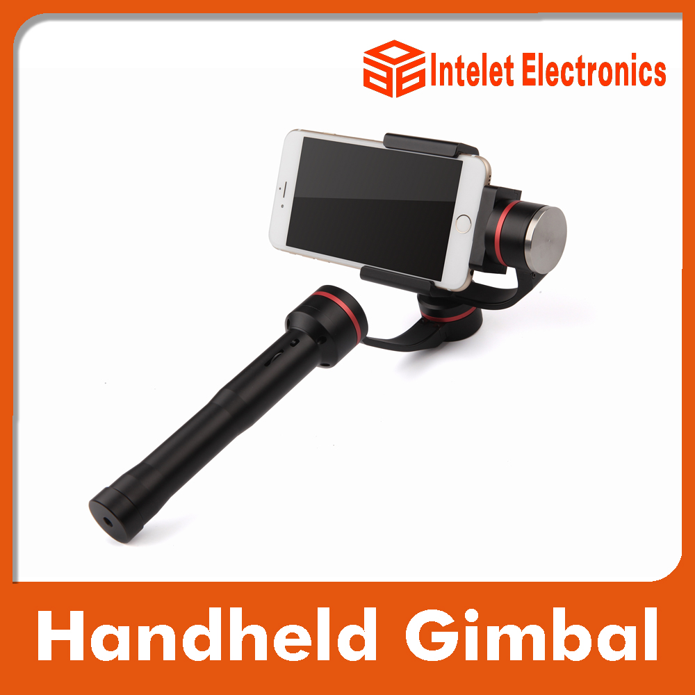 2017 hot smartphone handheld gimbal 3 axis cell phone gimbal stabilizer
