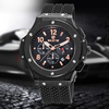 2016 hot selling sport chronograph watch mens waterproof watch