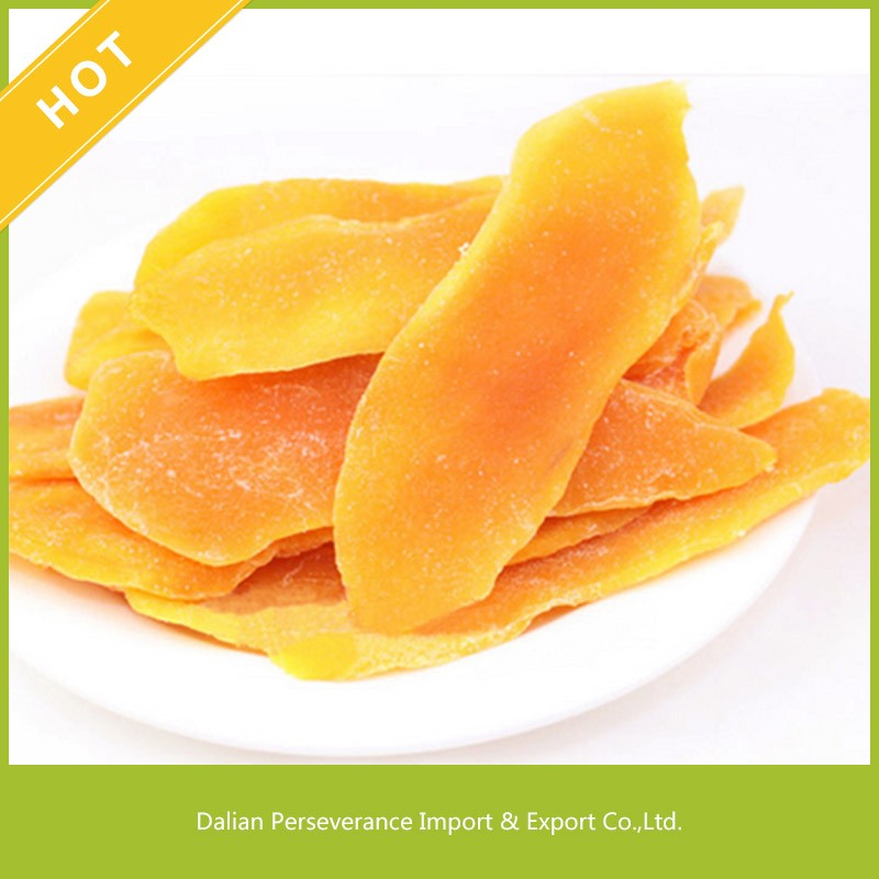 2016 Wholesale Low Price High Quality Organic Dried Mango