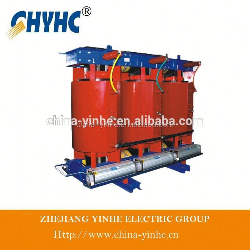 amorphous alloy dry type transformer