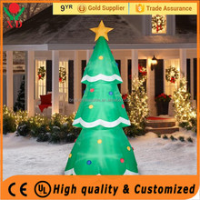 Hot sale Inflatable Christmas Products outdoor led christmas tree Chrismas Decoration