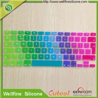 OEM and ODM eco-friendly silicone laptop keyboard cover