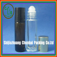 glass roll on applicator bottles