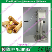 commercial productive 7L manual churros baking machine