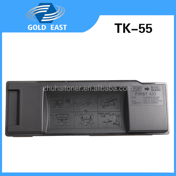 Refill compatible laser black toner cartridge TK-55/tk-55 for use in FS1920