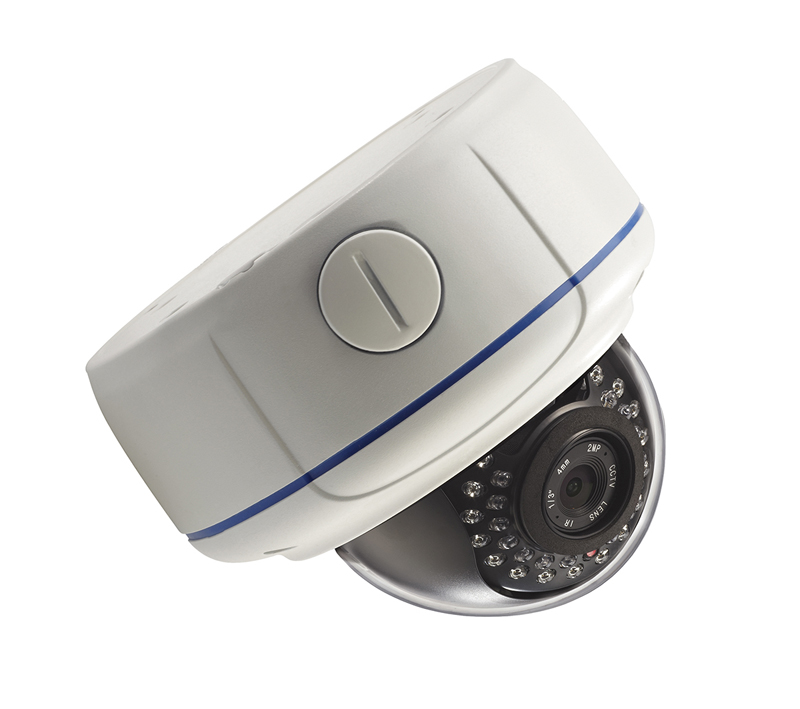 <strong>1</strong>/3-inch 5.0 Megapixel 1920P p2p full hd camera outdoor ip camera night vision camera dome