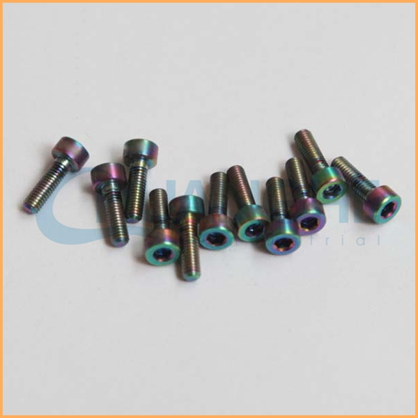 Made in china fastener din standard titanium surgical screws price
