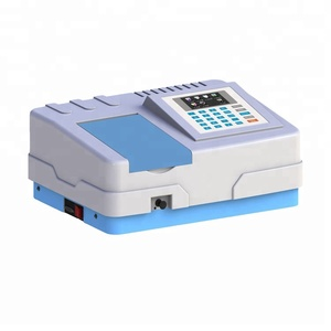 a380pc uv visble spectrophotometer for lab analysis