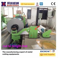 Manual/ automatic uncoiler with coil car for metail coil