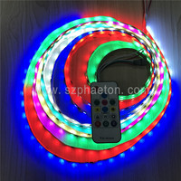 5m 5050 rgbw led strip 60leds/m 300 leds 5050 ws2811 programmable rgbw led strip