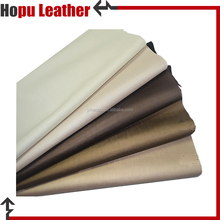 glitter polyurethane leather fabric for shoes rexine