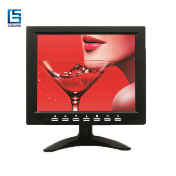 2017 CE approved high brightness17 inch touch screen monitor hot selling