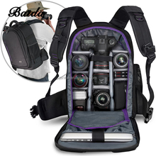 DSLR Camera Backpack Bag by Altura Photo for Camera, Lenses, Laptop/Tablet and Photography Accessories