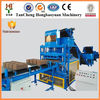 automatic WT4-10 red clay bricks making machine made in Linyi