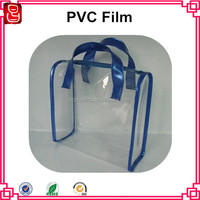 Soft PVC Film For Making Cosmetic Bag