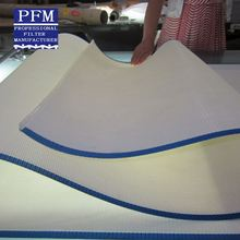 polyester dryer screen/mesh conveyor belt for paper drying