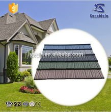 ceramic tiles roofing /Colored roof tiles of modern design