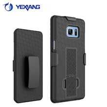 Newly design robot standing bracket phone case for samsung note8 cell phone case