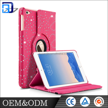 Factory price OEM ODM phone case manufacturer free sample glitter style universal shockproof tablet case for ipad air 2