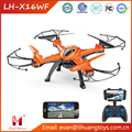 wifi smartphone control 2.4G 4CH 6axis gyro camera skyline rc drone fpv quadcopter for play