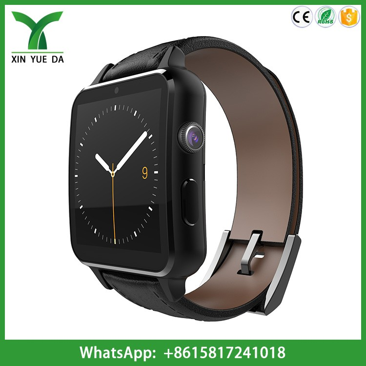 Heart rate A8 touch screen gsm smart phone watch android