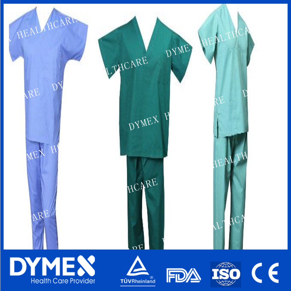 Medical Isolation Suit, nursing scrubs