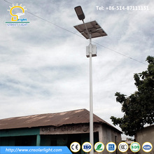 excellent hign performance 12v solar 30w led street light