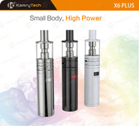 Pure 304 stainless steel material vaporizer mod electronics kamry x6 plus