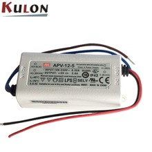 Meanwell APV-12-12 CE 12V 12W LED drivers for led bulb