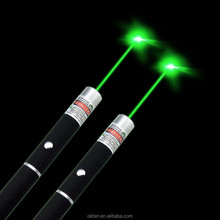 2017 Wholesale High Power 1mW 532nm Green Laser Pointer for Multifunctional use