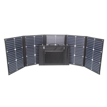 2017 New product 100W roof foldable sunpower mini solar panel