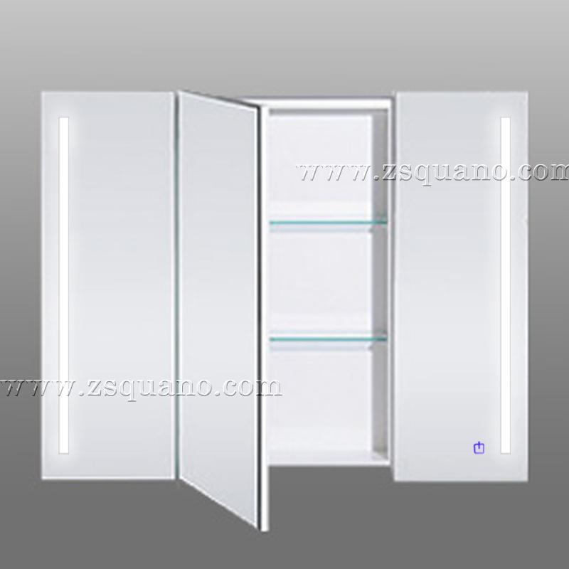 Gabinetes Para Baño Aluminio:Medicine Cabinets with LED Lights
