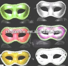 Halloween Mask 2012 Newest design / New Style and Popular Interesting Halloween Mask as Gifts or Crafts