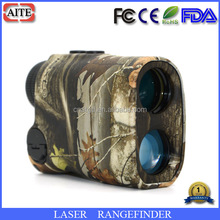 6*24 800m Camo binoculars with distance measure rangefinder golf laser rangefinder with scan model