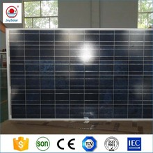 high efficiency 270w China manufacturing PV poly solar panel