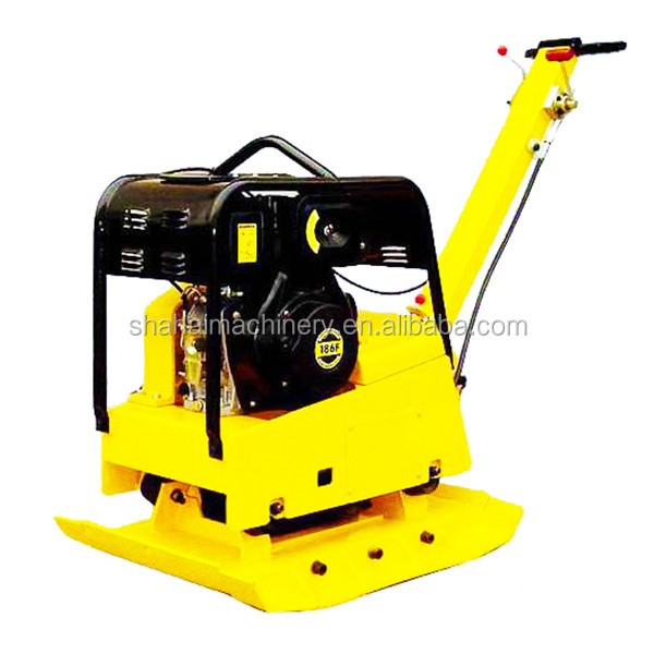 Cheap C-120 handheld electric vibrating plate compactor for sale