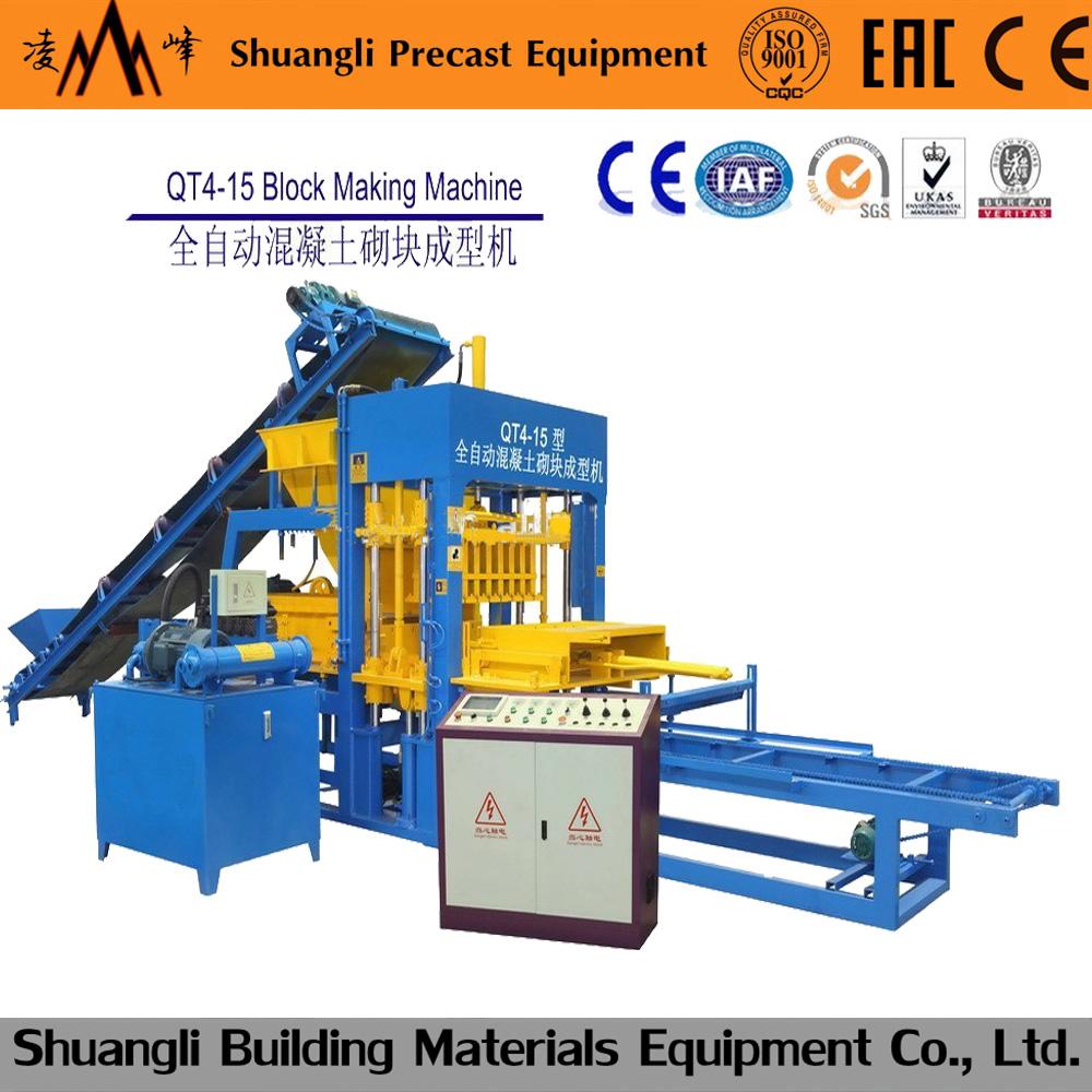 brick making machine prices