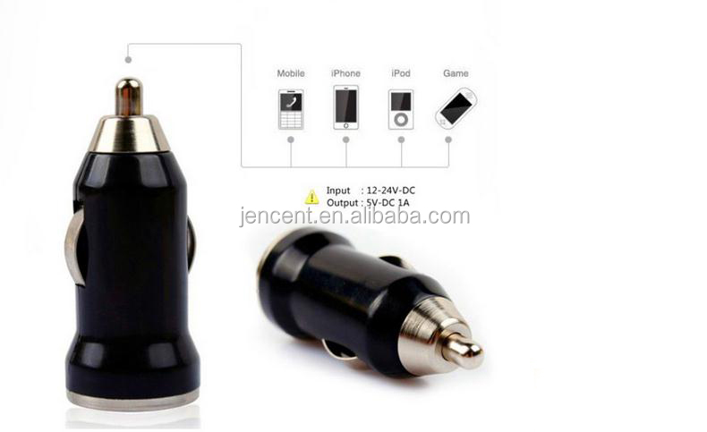 Promotional MINI Universal USB Car Charger, electric car charger