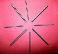 Stainless Steel Pins,Turned components