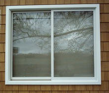 Impact resistant windows with built in blinds price, home windows